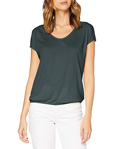 Street One Damen 314821 T-Shirt, Comfort Green, 42