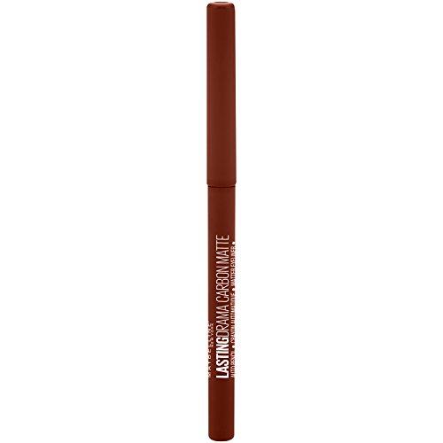 Maybelline New York Lasting Drama 24H Carbon Matte Gel-Eyeliner Nr. 830 Rusty Terracotta, 1 g