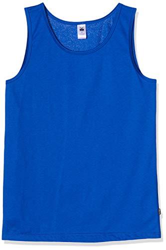Trigema Herren Top Trägershirt 636401, Blau (royal), XX-Large