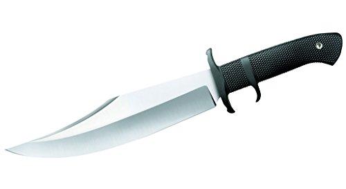 Cold Steel Erwachsene Bowie Marauder, rostfreier AUS 8A Stahl, 4,7mm, Kray-Ex-Griff, Kunststoffscheide mit Nylongürtelschlaufe Messer, Mehrfarbig, One Size