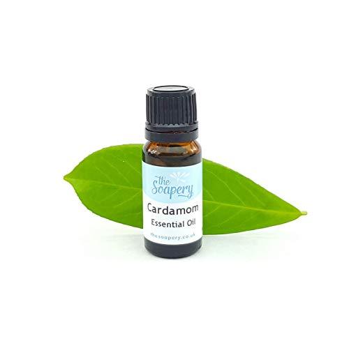 Cardamom etherische olie 10ml - 100% zuiver en natuurlijk