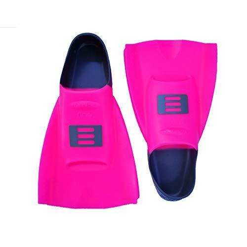DMC Original Training Short Kicking Grip Silicone Fins for Swimming