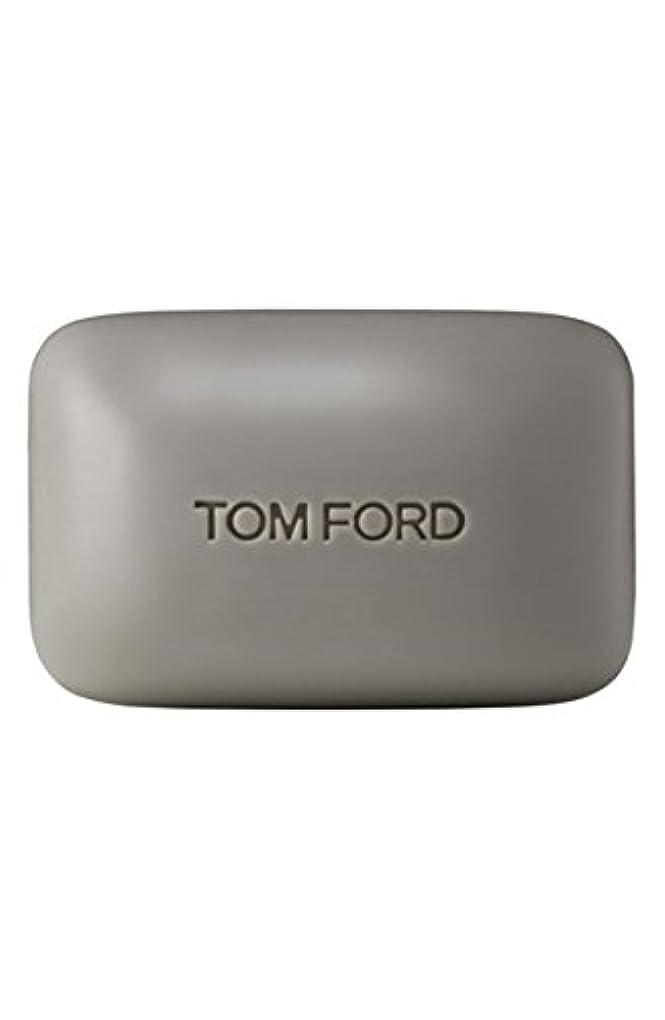 ボスダム調整するTom Ford Private Blend 'Oud Wood' (トムフォード プライベートブレンド オードウッド) 5.5 oz (165ml) Bar Soap (固形石鹸)