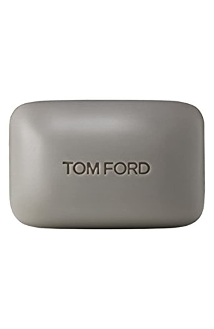 パートナー弾性リネンTom Ford Private Blend 'Oud Wood' (トムフォード プライベートブレンド オードウッド) 5.5 oz (165ml) Bar Soap (固形石鹸)