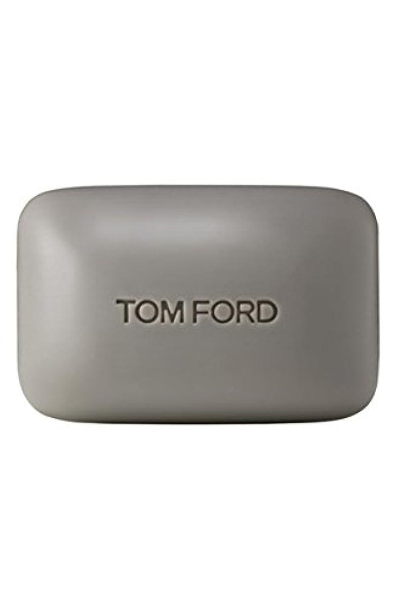 近代化する光沢裏切るTom Ford Private Blend 'Oud Wood' (トムフォード プライベートブレンド オードウッド) 5.5 oz (165ml) Bar Soap (固形石鹸)