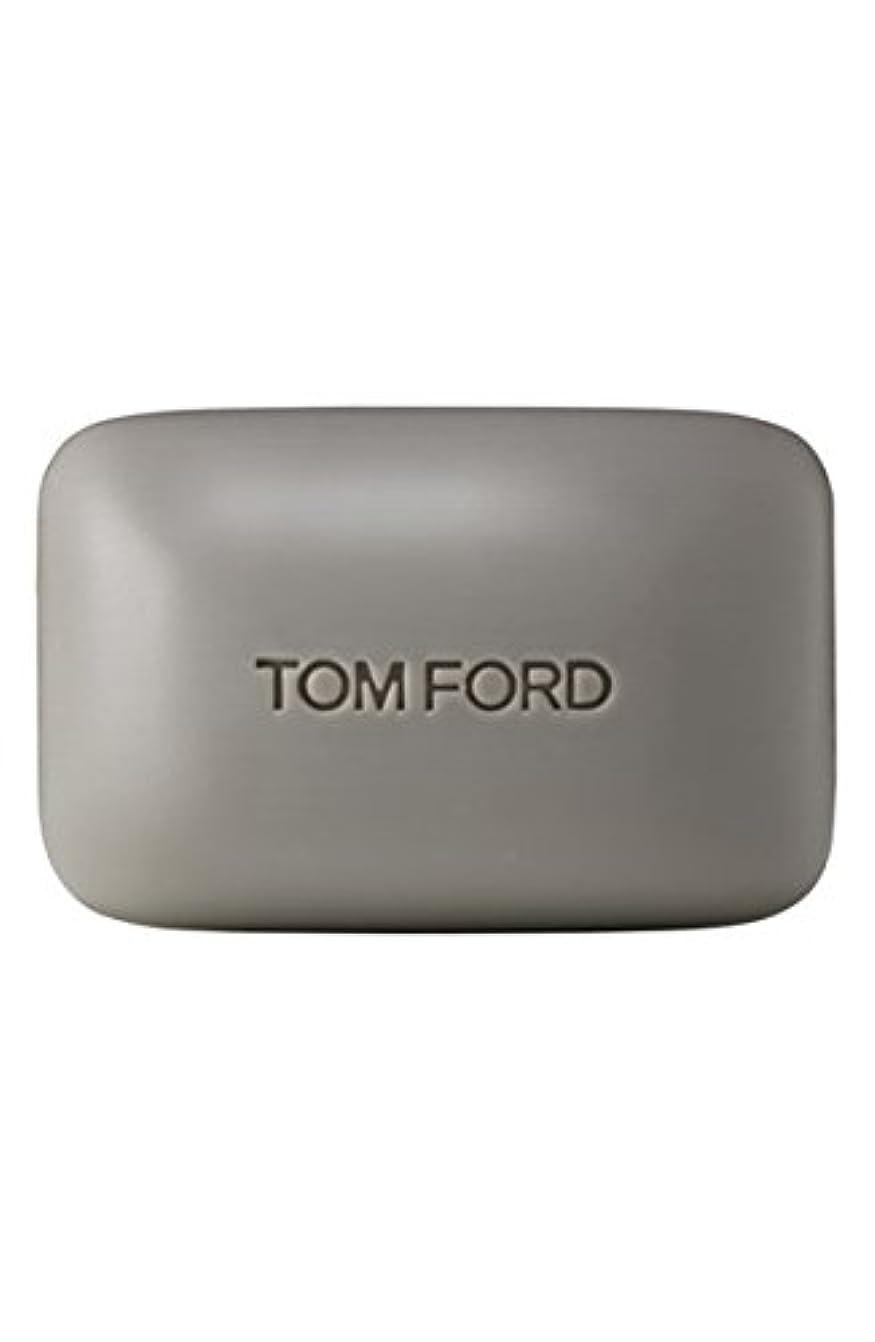 とげひばり振動させるTom Ford Private Blend 'Oud Wood' (トムフォード プライベートブレンド オードウッド) 5.5 oz (165ml) Bar Soap (固形石鹸)