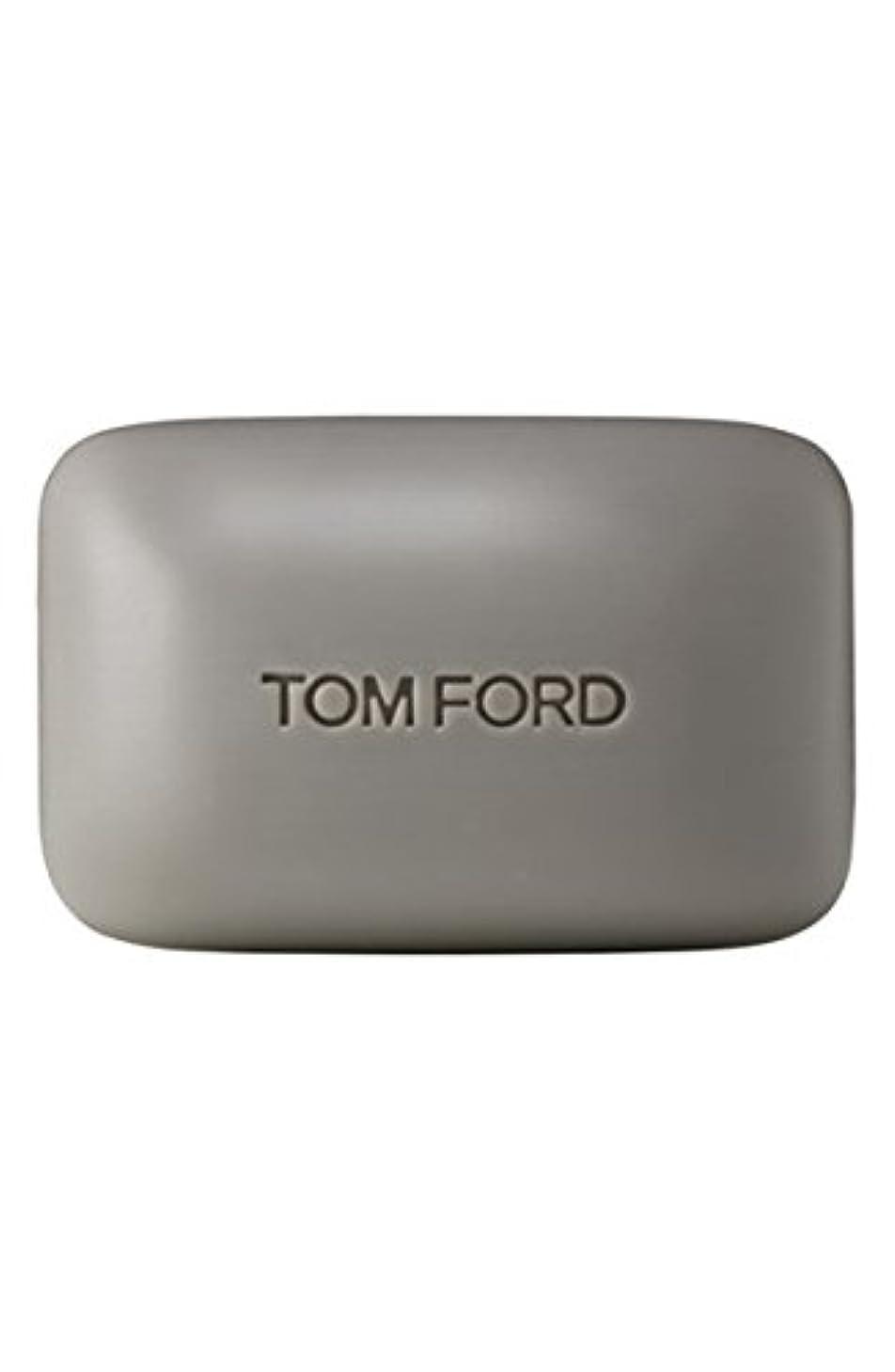 オレンジ騒々しい写真を描くTom Ford Private Blend 'Oud Wood' (トムフォード プライベートブレンド オードウッド) 5.5 oz (165ml) Bar Soap (固形石鹸)
