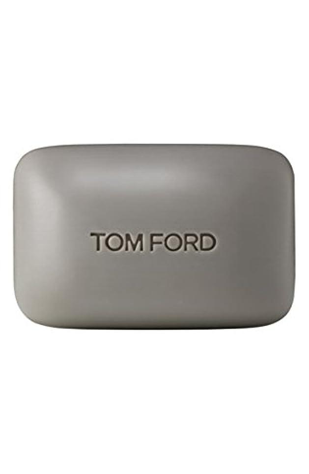 スペシャリストイタリック保険をかけるTom Ford Private Blend 'Oud Wood' (トムフォード プライベートブレンド オードウッド) 5.5 oz (165ml) Bar Soap (固形石鹸)