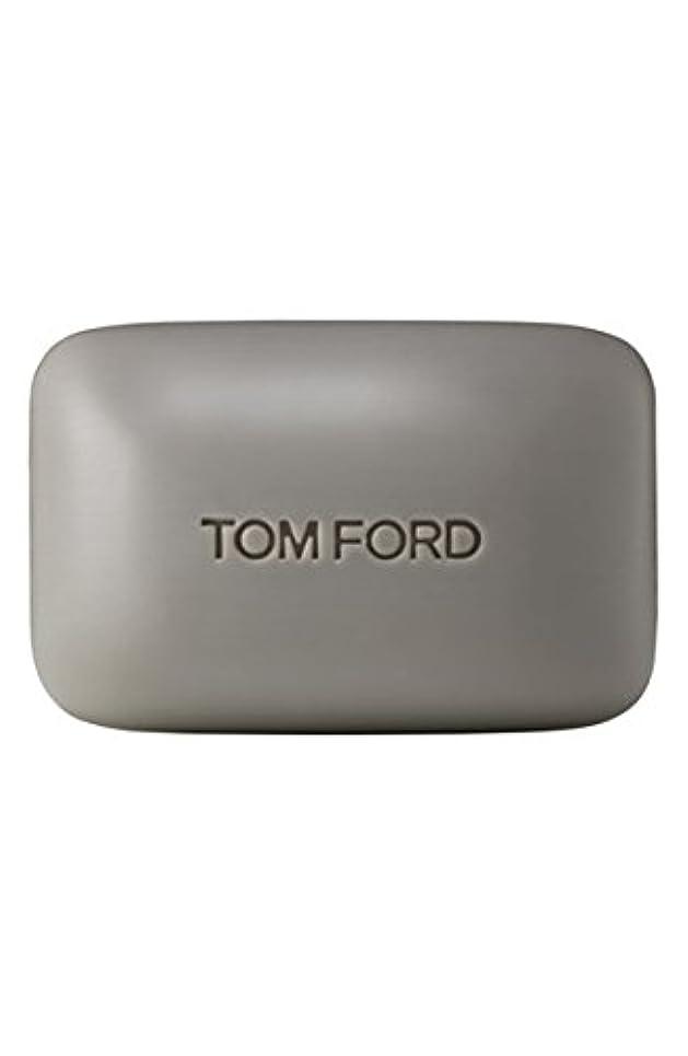 のど懐理解するTom Ford Private Blend 'Oud Wood' (トムフォード プライベートブレンド オードウッド) 5.5 oz (165ml) Bar Soap (固形石鹸)