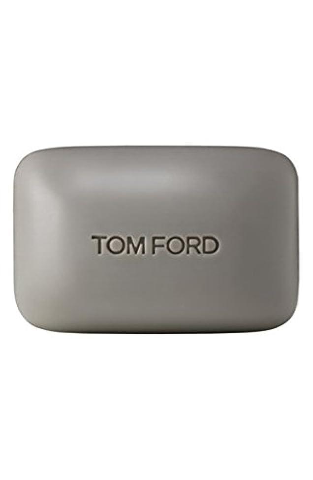 おびえた定義する目立つTom Ford Private Blend 'Oud Wood' (トムフォード プライベートブレンド オードウッド) 5.5 oz (165ml) Bar Soap (固形石鹸)