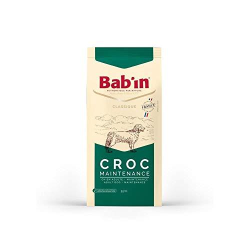 Bab'in Classique Croc Maintenance 15kg