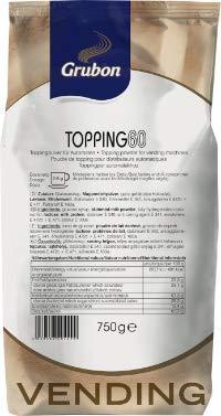 Grubon Topping 60, 10 x 750g = 7,50 Kg