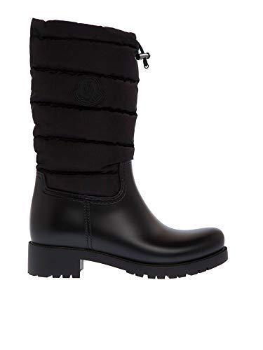 Moncler Luxury Fashion Damen 202430001AM9999 Schwarz Polyester Stiefel | Herbst Winter 19
