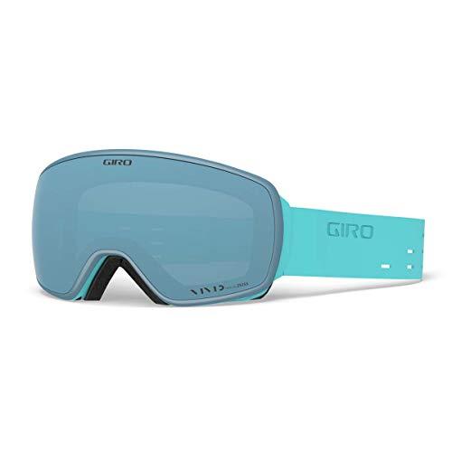 Giro Agent Snow Goggles Silicone Glacier - Vivid Royal/Vivid Infrared