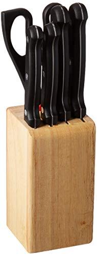 Utica Cutlery Conjunto de facas 70UC45012, tamanho único, preto