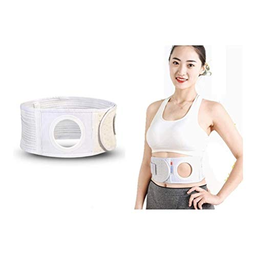 JJZXPJ Ostomy Hernia Belt,Ostomy Support Garment Wear On The Abdominal Stoma to Fix Bag Suit for Colostomy Patients to Prevent Parastomal Hernia Unisex (Color : 6cm, Size : M)