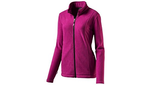 McKINLEY Damen Fleece-Jacke Nelson Lagoon 2 Fleecejacke, Pink Dark, 36