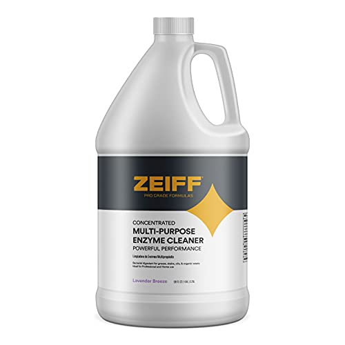Zeiff Pro-Grade Multi-Purpose Enzyme Cleaner - Powerful...