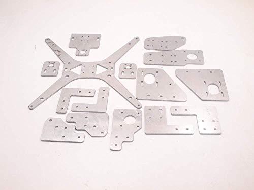 Printer Accessories Aluminum Linear Rail Frame Plate Parts kit for Tarantula 3D Printer Part 3D Printing Accessories