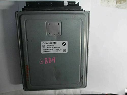 REUSED PARTS Compatible free with BMW 750i Control Engine Module 750 Daily bargain sale