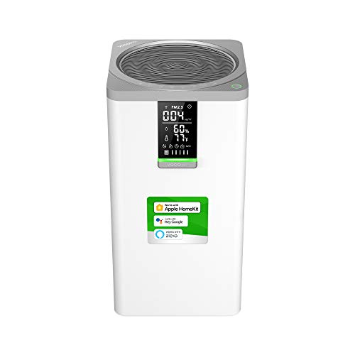 Purificador de aire inteligente VOCOlinc Apple HomeKit