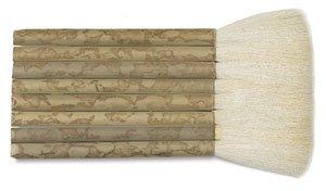 Yasutomo Economy Hake Brush,Natural,2 1/2 in.