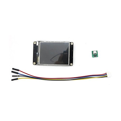 UNIKEL Nextion Enhanced Version NX3224K028 2.8 Inch HMI LCD Touch Display for Arduino Raspberry Pi