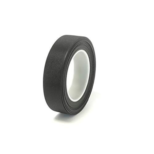 TMOX アイロン圧着式 3レイヤー適合 シームテープ テント ザック タープ シート レインウェアー メンテナンス用 (ブラック, 10)
