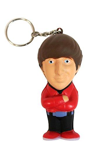 The Big Bang Theory - Howard, llavero antiestrés mosquetón, 8 cm (SD Toys SDTWRN89454)