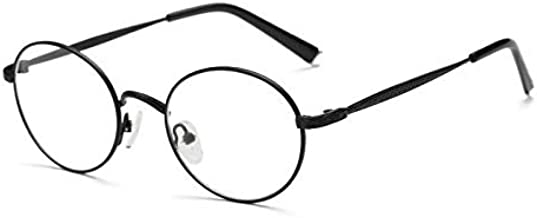 Clear Eyewear Unisex Simple Flat Glasses