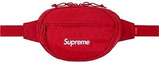 "Supreme Waist Bag "" Red "" 18FW ( シュプリーム ウェストバッグ "" レッド "" 18FW)[国内正規品] (Red)"