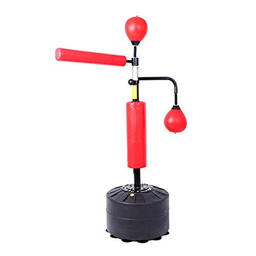 GHqY Bolso de perforación de Boxeo Vertical Adulto, Palo de rotación de...