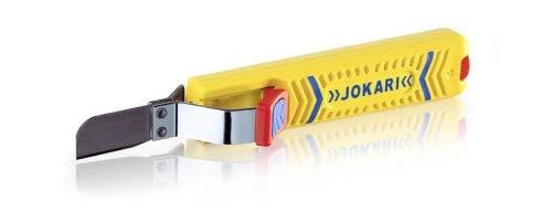 JOKARI®original Kabelmesser Secura Nr.28G, zum Abisolieren von Rundkabel 8 bis 28mm, Art.Nr. 10281