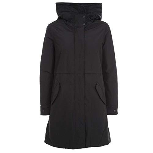 Woolrich Penn Rich Donna F-Long Fur Parka Black