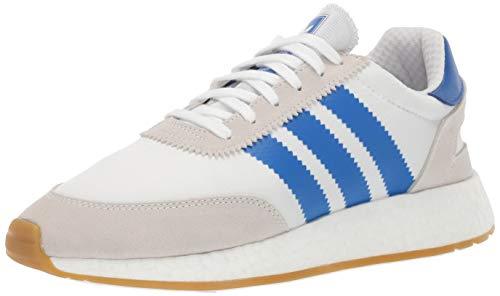 adidas Originals Zapato I5923 para Hombre 39.5 de EE.UU. Blanco, Blanco Azul White Blue Gum