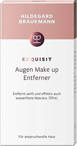 Hildegard Braukmann Exquisit Augen Make up Entferner, 100 ml