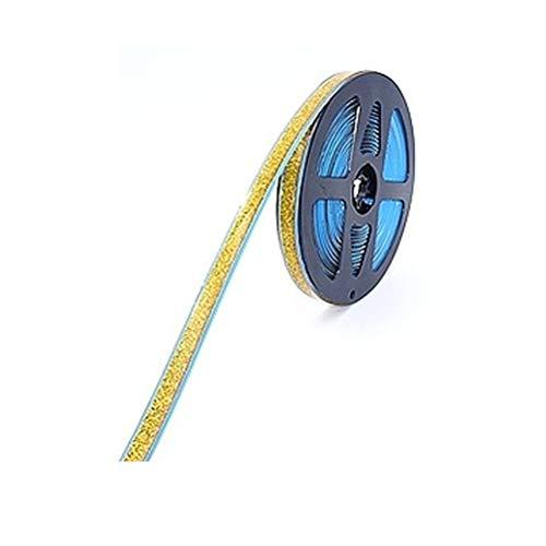 buycheapDG(JP) セラミックタイル テープ すきま風防止 自己接着防水テープ セラミックタイル防かびギャップテープ 美容シームテープ ホームデコレーション 防水テープ 隙間テープ 補修テープ 6.2mm*6m(金1)