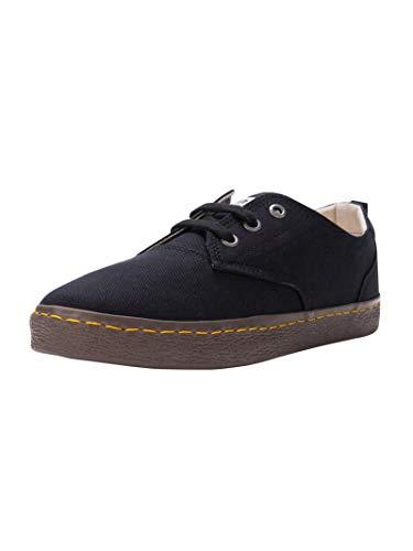 Ethletic Unisex Fair Brody Sneaker, Jet Black, 38 EU