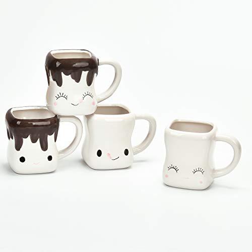 Cute Marshmallow Shaped Mugs