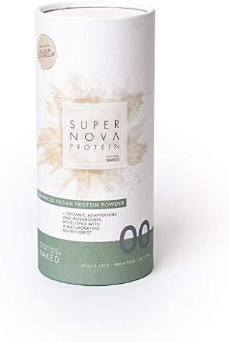 Supernova Living Protein Powder, No.00 Naked, 480 g
