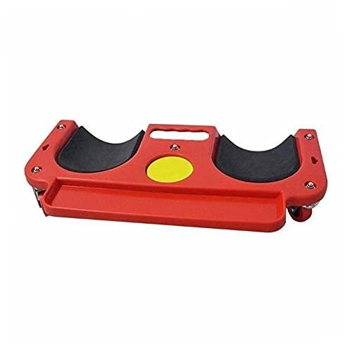 Equipo de protección de carpintería con almohadilla de rodillas extra gruesa multifuncional con ruedas para colocar azulejos Uso en trabajos de construcción (503 * 258 * 90 mm)