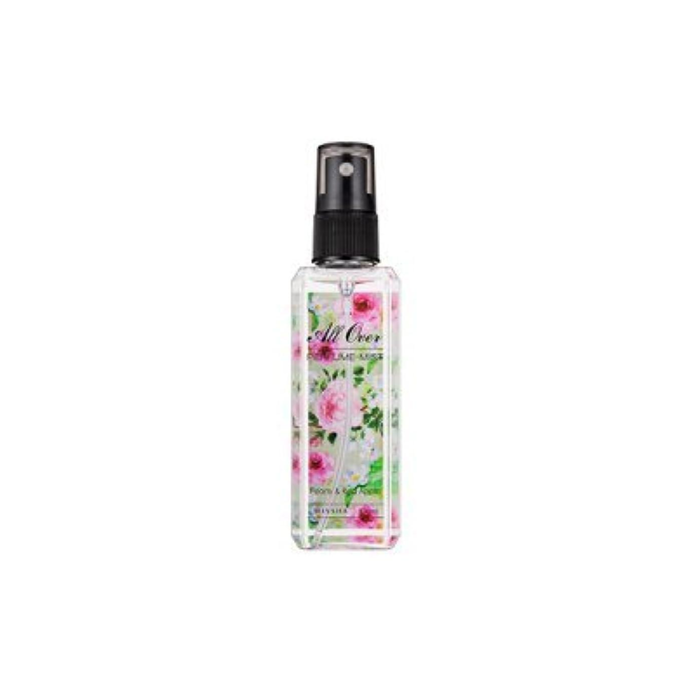 足音大きいサイトラインMISSHA All Over Perfumed Mist (Peony & Red Apple)/ ミシャ オールオーバーパフュームミスト (Peony & Red Apple) [並行輸入品]