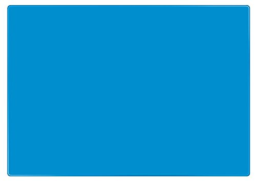 Veloflex 2703321 - VELOBAG To Go, voor A3, textiel en PVC-folie, rood A3, blauw Bastelunterlage blau