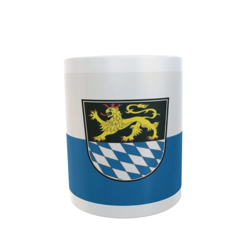 U24 Tasse Kaffeebecher Mug Cup Flagge Simmern (Hunsrück)