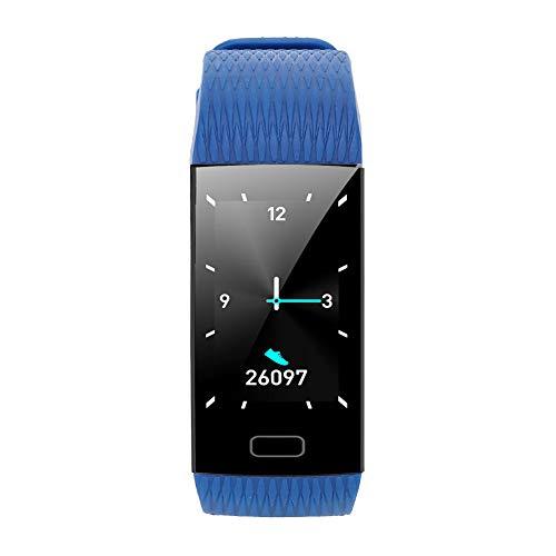 Reloj Inteligente deportivo Smartwatch Reloj Deportivo Inteligente Rastreador De Frecuencia Cardíaca Monitor De Sueño Rastreador De Actividad Pulsera Inteligente Reloj De Pulsera Para Mujeres Hombres