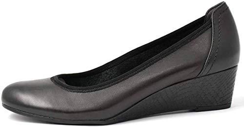 Tamaris 1-22421-23 Damen Schuhe Pumps Spitze Form Stiletto, Schuhgröße:39 EU, Farbe:Schwarz