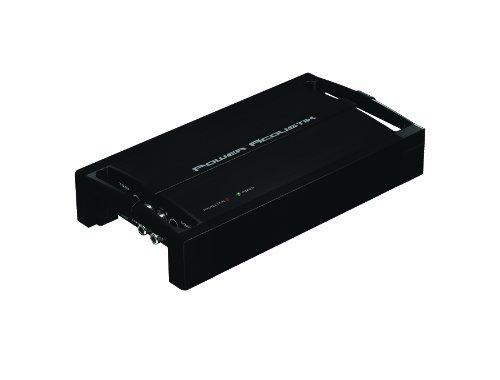 Power Acoustik RZ4-1200D 1200W Class D 4 Channel Amplifier, Black