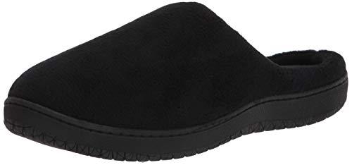 Hanes Comfort Soft Memory Foam Indoor Outdoor Clog Slipper Shoe - Men's...