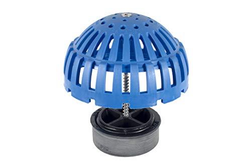 Wade Oatey Smith For Zurn 8 Inch PermaDrain Safety Strainer Basket and Other Floor Sink Brands. Fits 12 Inch Floor Sinks Josam
