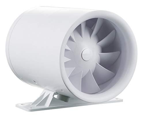 Lüfter Rohreinschub Ventilator SIKU 100 Turbine-k Duo 230V/50 Hz mit Kugellager